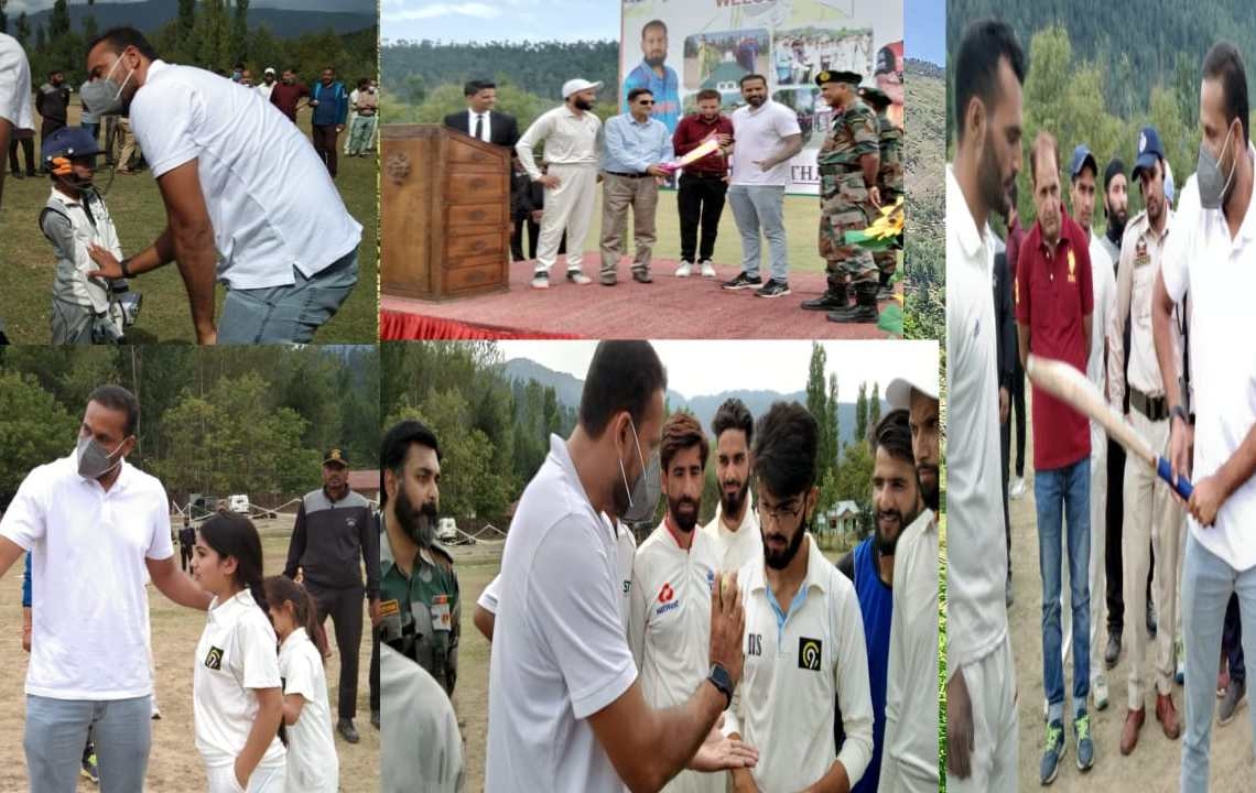 Draft Media Brief For Workshop By Cricketer Mr.Yusuf Pathan