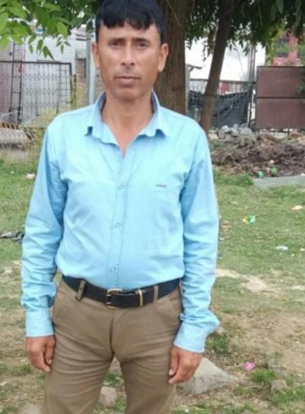 Kashmir Terror Archives   Javaid Ahmad Dar Shot Dead By Terrorist For being BJP Worker