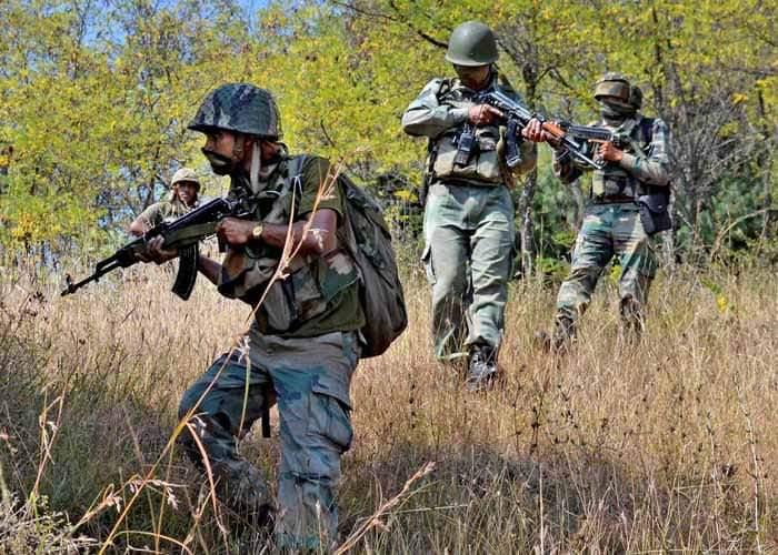 Jammu: Gunfight breaks out in Rajouri