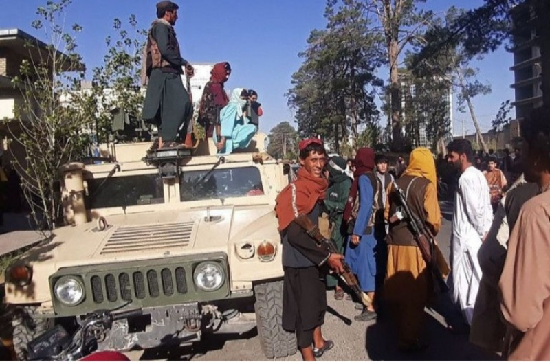 Taliban capture Afghanistan's Kandahar, other cities; embassies get staff out