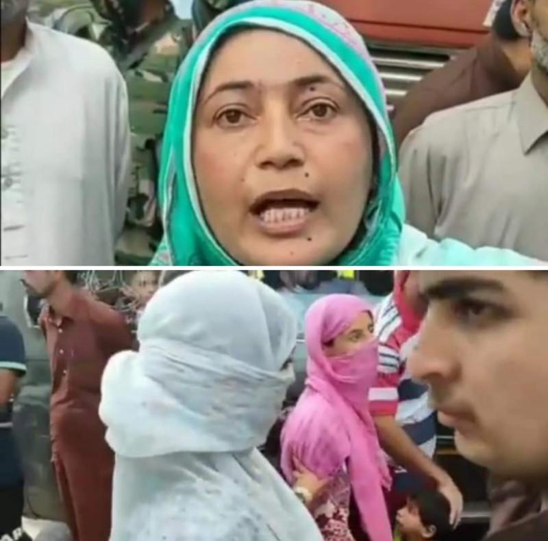 Hanjiwara pattan locals block Highway, Stage Protests Against PHE