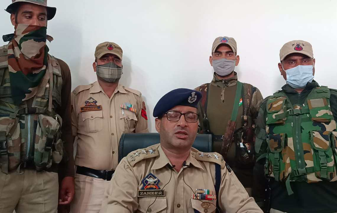 Policeman Arrested For Wife's Murder In Poonch Mother Of Accused Cop Also Held Within 5 Days Of Incident