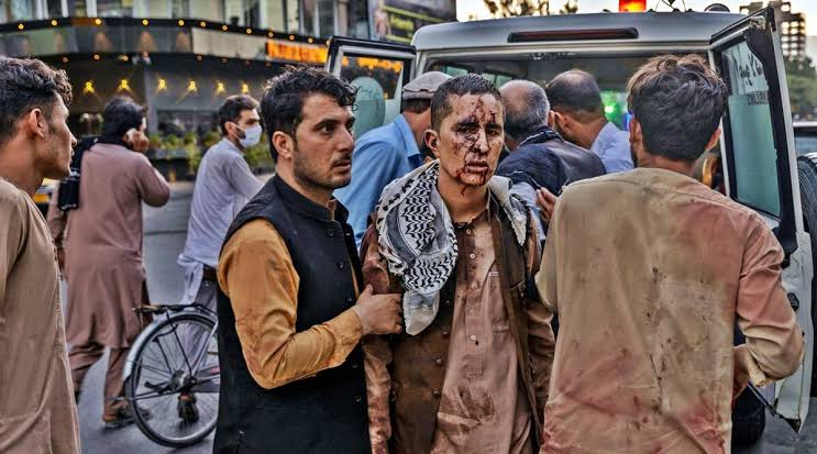 Kabul attack: As bombings death toll soars to 170, desperate Afghans seek any exit
