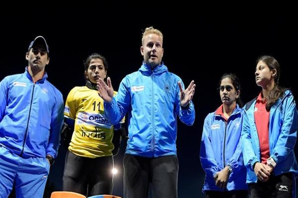 Over and out: Marijne says Olympic was last assignment as coach with India women's hockey team