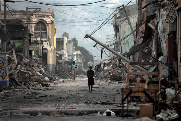 Death toll of powerful earthquake in Haiti soars to 1,2971