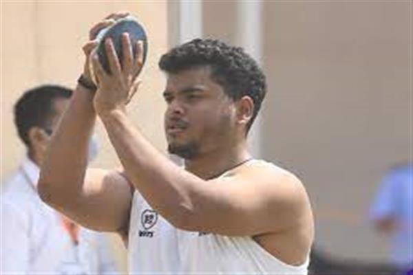 Yogesh Kathuniya wins silver in men's discus throw F56 event