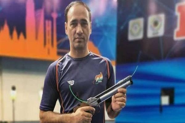 Debutant Singhraj claims bronze in men's air pistol for India's second shooting medal at Paralympics