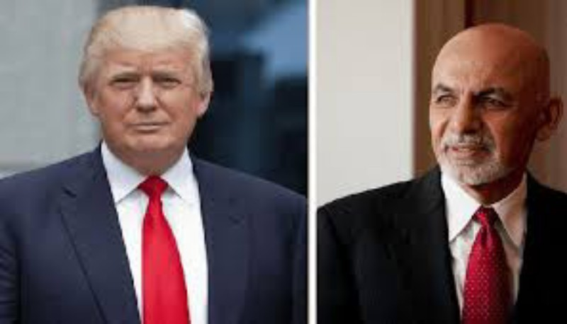 Ashraf Ghani is a total crook, never had full confidence in him': Donald Trump