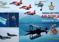 Indian Air Force to conduct air show at Dal Lake in Srinagar