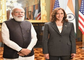 At meet with PM Modi, Harris refers to Pakistan terror role, agrees on need to monitor its support to terrorism