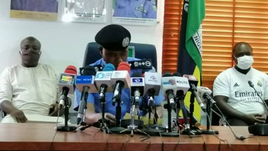 Photo of BREAKING: Police IG dissolves SARS