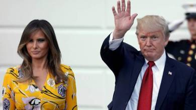 Photo of COVID-19: Trump, wife test positive for coronavirus