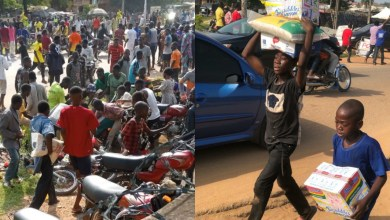 Photo of Looting: NLC demands release of all COVID-19 palliatives