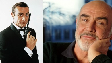 Photo of Sean Connery: Legendary James Bond actor dies aged 90