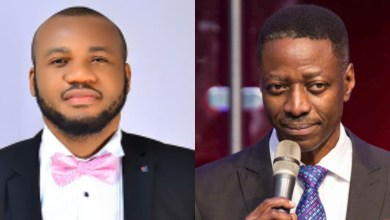 Photo of Kenechukwu Okeke: 'Activist' who sued Pastor Sam Adeyemi is a fake lawyer — NBA