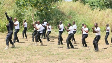 Photo of SWAT: Nigeria's new police unit begins training