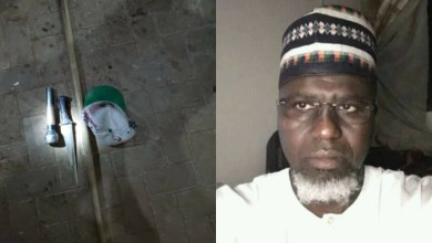 Photo of Abdullahi Salame: Nigerian lawmaker kills suspected armed robber in Sokoto