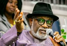Photo of Why Akeredolu banned NURTW 'thugs' in Ondo
