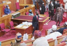 Photo of Senate confirms Abdulrasheed Bawa as EFCC chairman