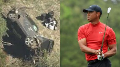 Photo of Golf legend Tiger Woods 'critically' injured in Carlifonia car crash