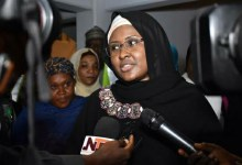 Photo of Girls are suffering under Buhari government, First Lady Aisha breaks silence