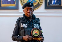 Photo of Sunday Erhabor: Meet Nigeria Police ASP who 'hasn't shot anyone since 1992'