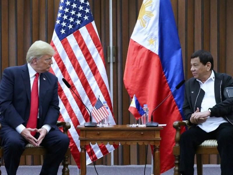 Philippines' Duterte Uses 'War on Terror' Tactics to Crack Down on Leftists