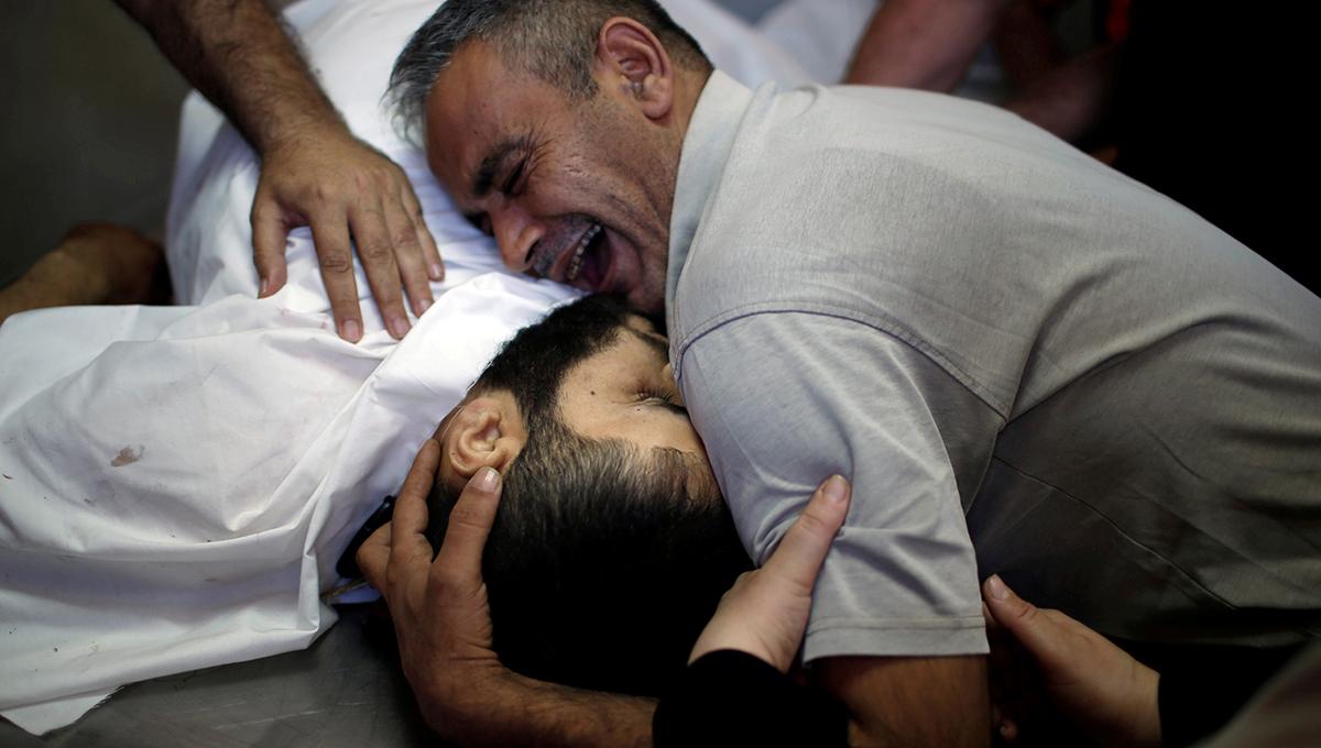 Gaza Activist: Israel's Massacres Won't Stop Our Struggle
