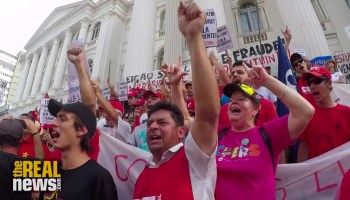 First Time in Decades Brazil's Unions and Left Unite, Demanding Lula's Freedom