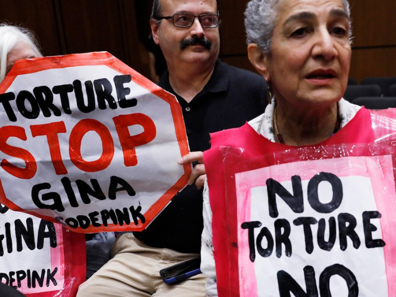 Whistleblowers Denounce Trump's Nomination of Torturer to Lead 'Out of Control' CIA