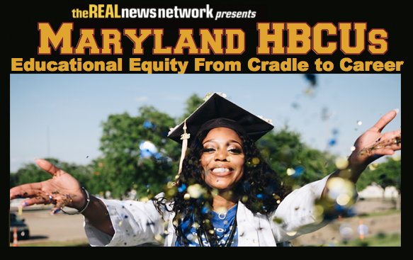 HBCU Happy Hour and Panel Discussion Banner