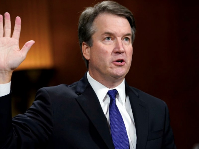 Kavanaugh Hearings: Toxic Masculinity is 'Endemic' to the Far Right