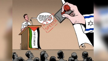 Article Explaining Why Israel is a Racist State Embarrasses Labour Party