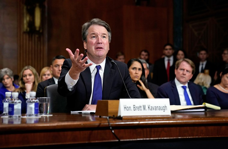 Bret Kavanaugh is a Liar, a Perjurer and Belongs in Jail Instead of on the Supreme Court
