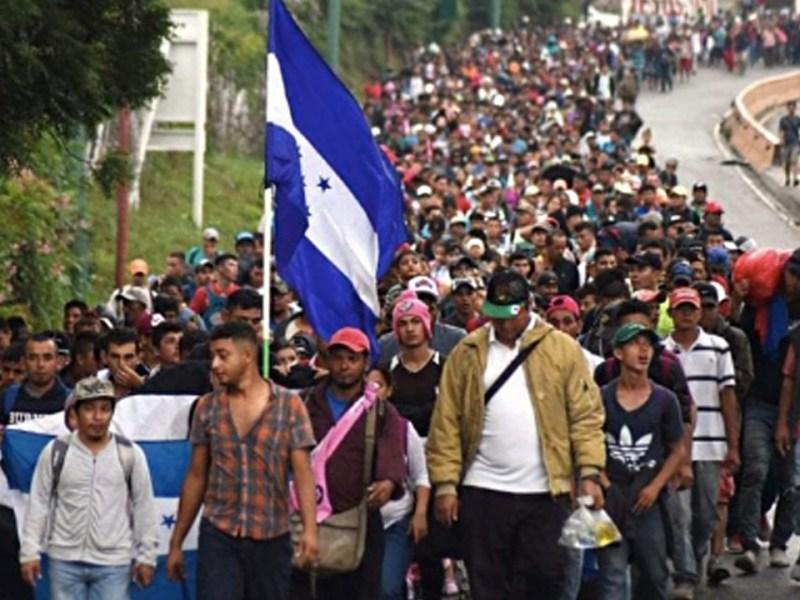 Honduran Migrant Caravan 4000 Strong Marching To US Border, Trump Apoplectic