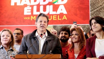 Round Two of the Brazilian Election: Interview with Stedile of the MST