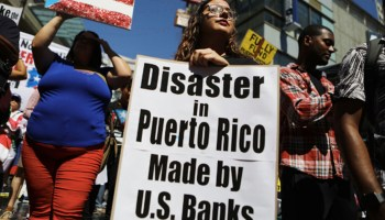 Disaster Profiteers vs. the People of Puerto Rico
