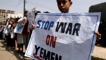 As Campaign to End US-Saudi War on Yemen Grows, Republicans Derail it with Bizarre Wolves Bill