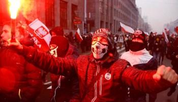 NATO & EU Member Poland Collaborates with Fascists & Mandates Holocaust Revisionism