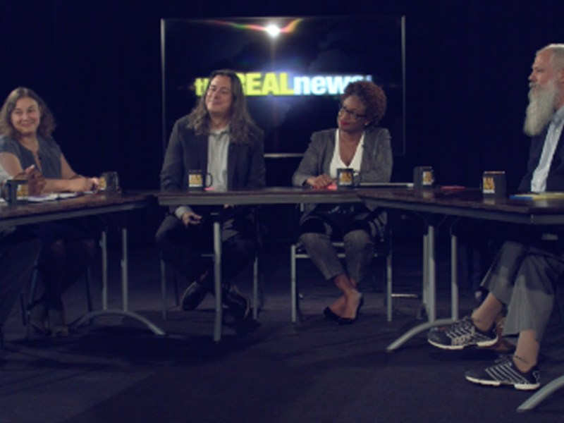Progressive Education Policy Panel with Khalilah Harris