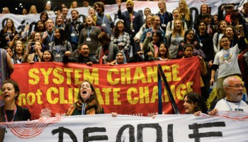 2018: A Year of Climate Devastation and Resistance