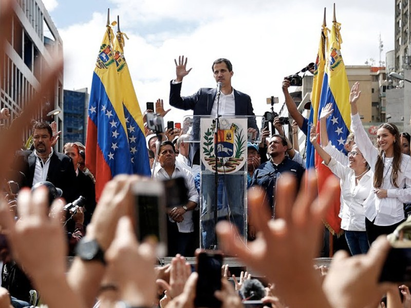 Coup in Progress in Venezuela? TRNN Live