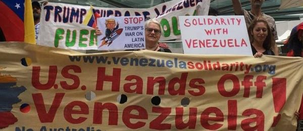 Venezuela: US Pursuing Humanitarian Aid Path To War