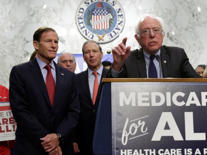 """Public """"Medicare for All"""" Saves U.S. Taxpayers 1.5 Trillion Dollars"""
