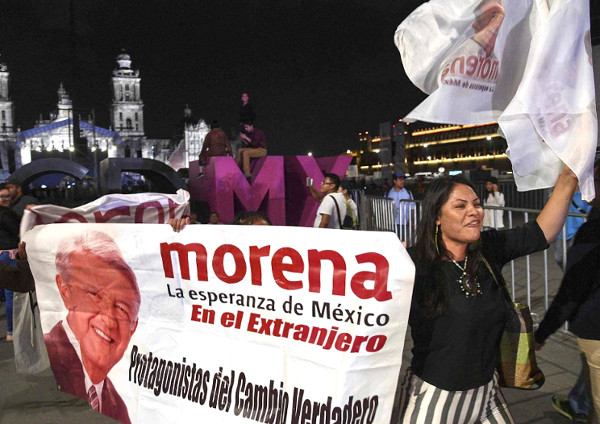 The War on AMLO