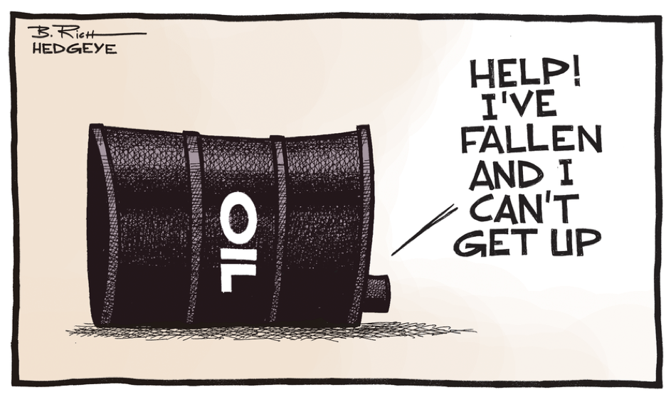 The $32 Trillion Push To Disrupt The Entire Oil Industry