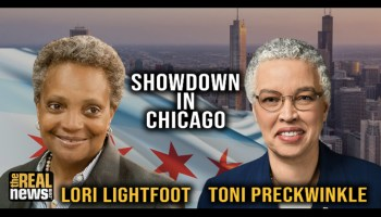 Showdown in Chicago: Lightfoot vs. Preckwinkle