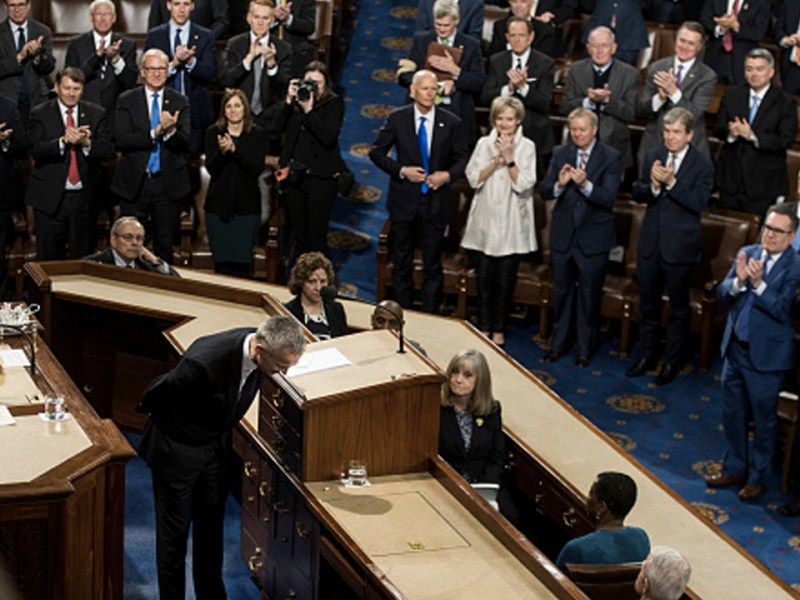 'Obscene' Bipartisan Applause for NATO in Congress