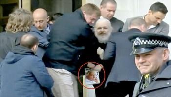 Assange Arrested for Exposing U.S. War Crimes - Paul Jay