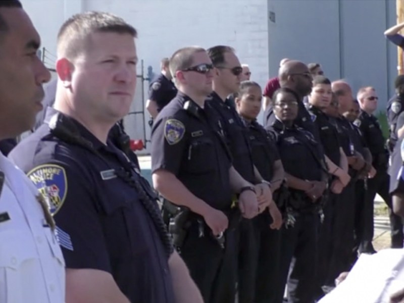 An Inside Look at How Police Control the Political Process